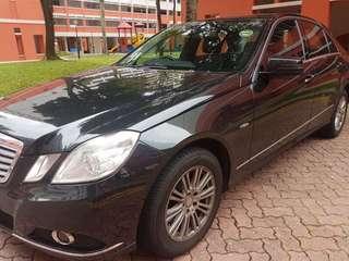 Mercedes-Benz E250 Saloon Auto CGI Avantgarde