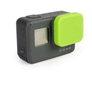 Brand New Silicone Lens Cover for Gopro Hero 5 and 6 - Green