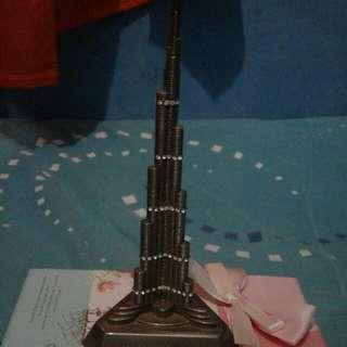 Hiasan burj khalifa dubai