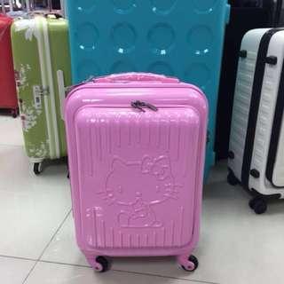 阿豪 全新 只限一個 Sanrio 日本版 Hello Kitty 20吋 行李箱