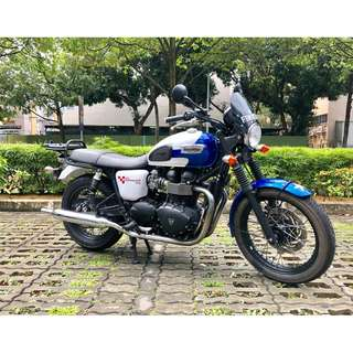 Triumph Bonneville T214 Limited Edition