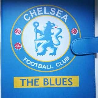 Binder Chelsea A5