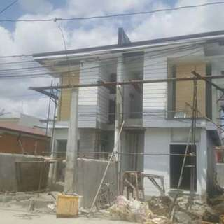Marikina House and Lot Thru Bank loan Duplex Unit w/2 Car Garage