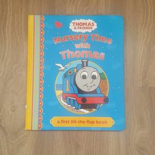 Preloved Nursery Time with Thomas Book (Thomas & Friends)