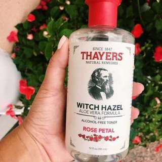 🌟Thayers Witch Hazel Alcohol-Free Toner🌟