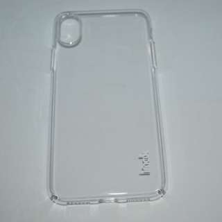 Imak Crystal Case II Hard Case for iphone X (Clear)