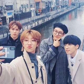 WTB Seventeen/EXO/GOT7 Items