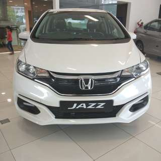 Honda New Jazz Hybrid