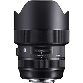 Sigma 14-24mm f/2.8 DG HSM Art Lens Nikon/Canon