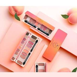(INSTOCKS) Etude House Play Color Eyes in Peach Farm 🍑