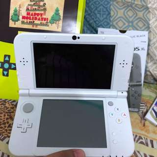 Nintendo 3ds xl (3months old)