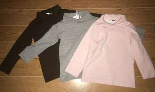 H&M pullovers