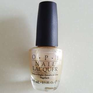 OPI Happy Anniversary! NLA36