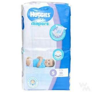 huggies diaper small 38