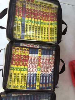 Inuyasha Complete 56chapters + 6movie comics