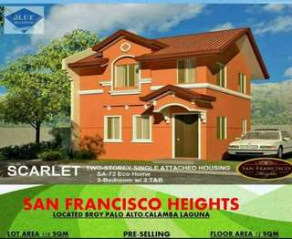 3bedrooms house and lot in Calamba Laguna