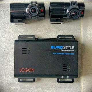 Selling JS400 car dash camera