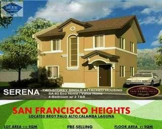 4bedrooms house and lot in Calamba Laguna
