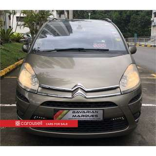 Citroen Grand C4 Picasso 1.6A THP Panoramic Roof