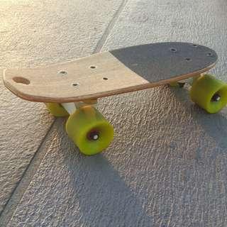 小滑板/小魚板/竹子板