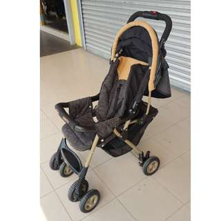 Graco CitiSport Plus baby stroller