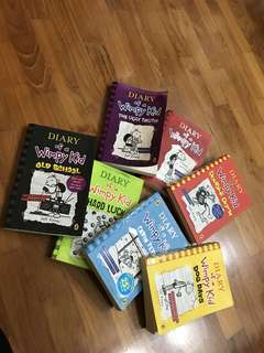 Diary of Wimpy Kids