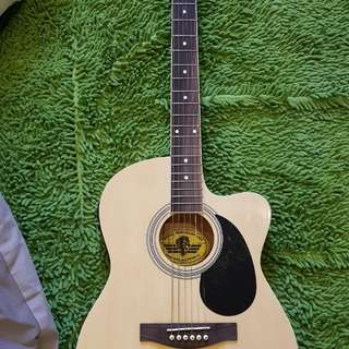 Acoustic Guitar with Pickup Slim