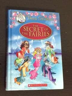 Thea Stilton (The Secret Of The Fairies)
