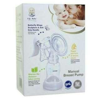 Breast pump merk IQBABY