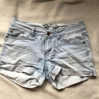 Cache Cache denim shorts