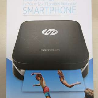 HP Sprocket 相片打印機