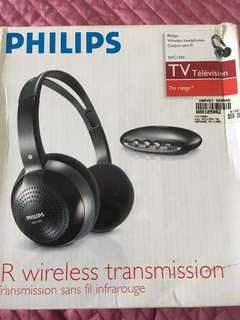 Philips Headphones 🎧 wireless