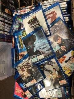 BLU RAY AND DVD OFFER!!!!