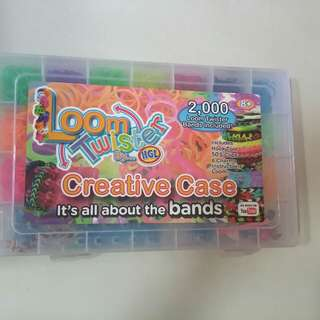 Rainbow Loom Bands x 2 boxes