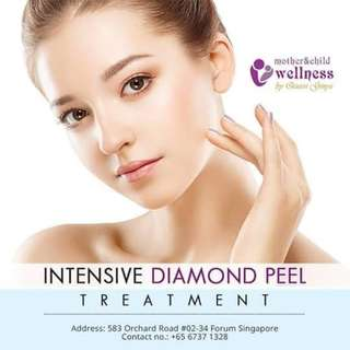Intensive Diamond Peel Treatment