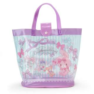 Japan Sanrio Bonbonribbon Vinyl Bucket Bag (Bear)