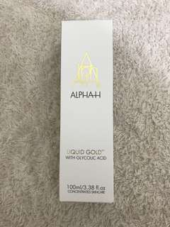 Alpha H liquid Gold with Glycolic Acid Toner 100ml(new packing)