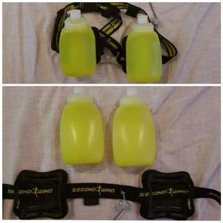 Hydration Belt by Second Wind Running