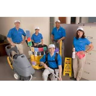 General Cleaner position avaliable ONLY Singapore & PR