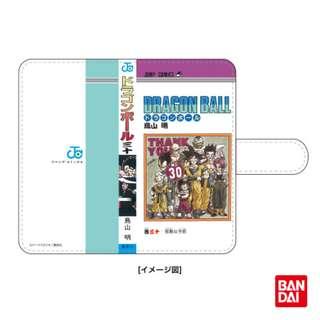 [EVENT PO] Jump Exhibition Fair 50th Anniversary Comics Cover Design General purpose smartphone case 2nd DRAGON BALL 30 volume