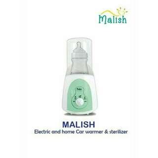 MALISH ELECTRIC HOME & CAR  WARMER