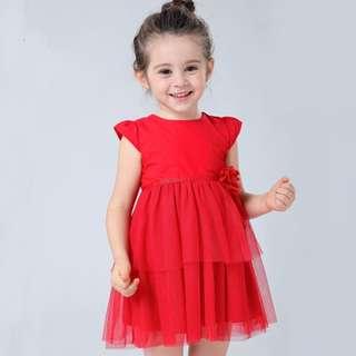 Princess Dress Flower Girls Dress