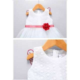 Baby Dress Princess Dress Lace Dress 6M-48M
