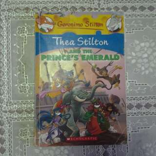 Geronimo Stilton [Thea Stilton and the Prince's Emerald]