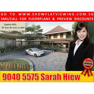 4 Bdr+Utility+Private Lift in Orchard (Sophia Hills) For Sale