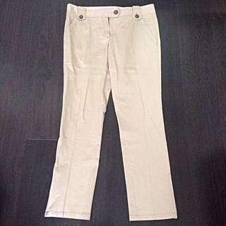 Massimo Dutti khaki pants