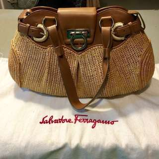 Authentic Salvatore Ferragamo Women's Handbag