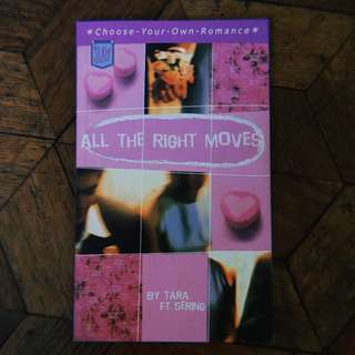 All the Right Moves by Tara FT Sering
