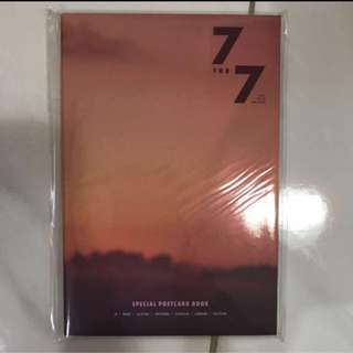 WTS Got7 7For7 Postcard Book