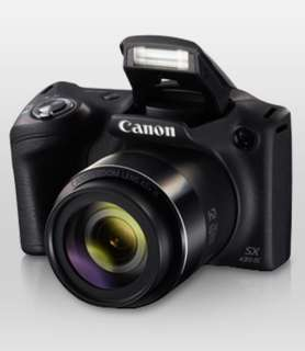 Canon Digital Camera 20.0MP Wifi PowerShot SX430 IS